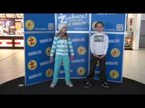 Алена и Алиса Мартыновы, 6 и 7 лет