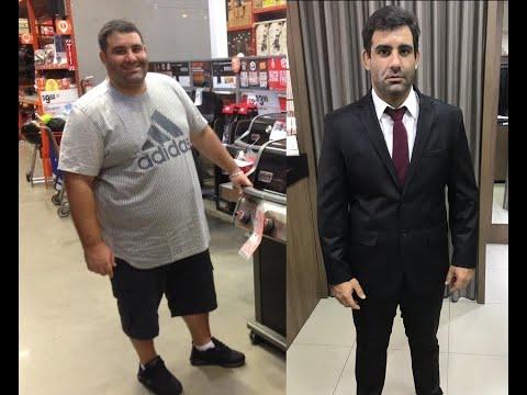 Peso ideal - Caio - Obesidade e Vitiligo