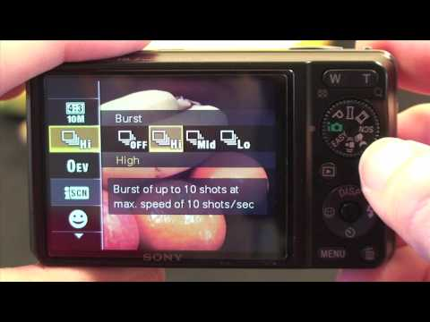 Sony Cybershot DSC-WX1 Review - UI, Photo & Video Tests