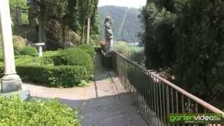#1283 Parco Scherrer Morcote - Sonnenterrasse
