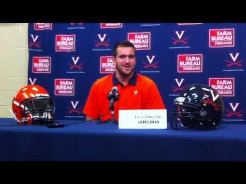Luke Bowanko Interview 8/2/2013 video.