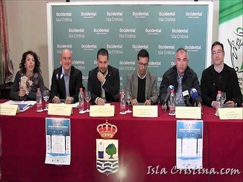 Presentación Campeonato de España Fútbol Sala en Isla Cristina