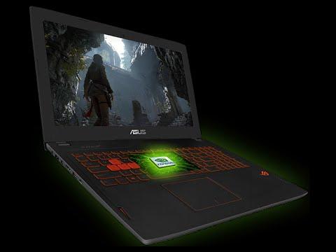 Обзор Игровой ноутбук Asus ROG Strix GL502VT