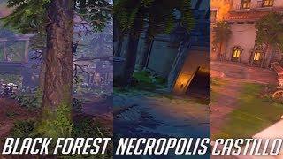 Overwatch Gameplay Walkthrough - Overwatch Anniversary NEW 3v3 Overwatch NEW 1v1 Overwatch Overwatch Black Forest,...
