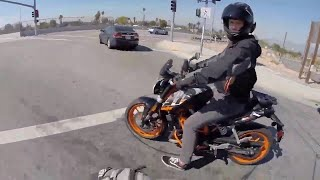 8. First Ride 2016 KTM 390 Duke
