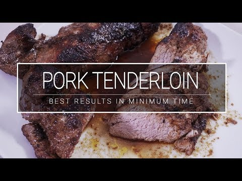 How To Cook An AMAZING Pork Tenderloin | Salty Tales