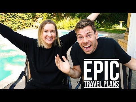 EPIC TRAVEL PLANS   Eileen Aldis
