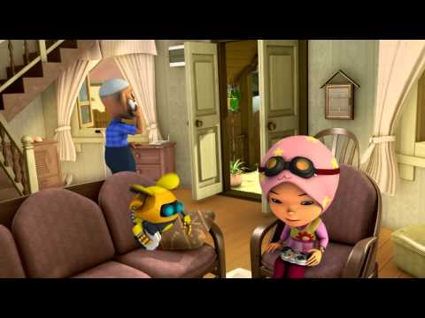 BoBoiBoy Season 1 Episode 7 Part 2