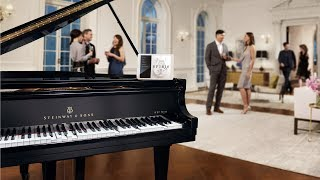 Steinway & Sons Spirio: High Tech & High Art