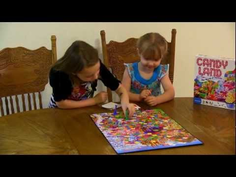 Kids Play It – Candy Land Board Game