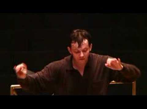 Conductor Andris Nelsons reflects on Shostakovitch Hamlet. He conducts the Lahti Symphony on April 3, 2008.