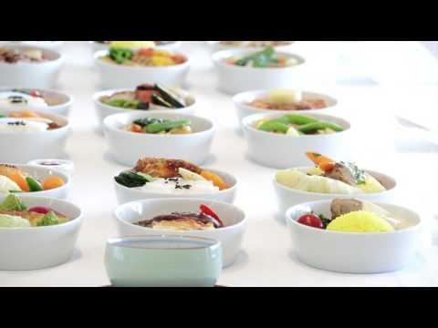 SAS menu presentation Tokyo
