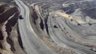 Carlin (NV) United States  city images : Inside Newmont Gold Mine in Carlin, Nevada