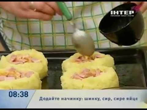 Что сделать из картофельного пюре рецепт