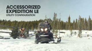 10. 2016 Ski-Doo - Accessorized Expedition LE