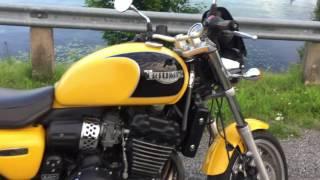 5. Triumph Thunderbird Sport 900
