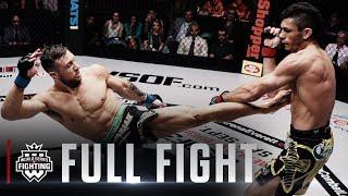 Video #WSOF32: Lance Palmer vs. Alexandre Almeida Featherweight Title Fight MP3, 3GP, MP4, WEBM, AVI, FLV Oktober 2018