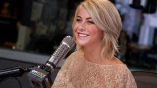 Video Julianne Hough Plays Truth Pong   Interview   On Air with Ryan Seacrest MP3, 3GP, MP4, WEBM, AVI, FLV September 2018