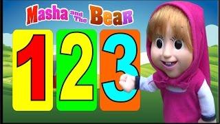 Belajar Berhitung bersama Boneka Masha & The Bear untuk Anak Usia Dini