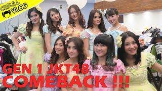 Video GENERASI 1 JKT48 COMEBACK !!! MP3, 3GP, MP4, WEBM, AVI, FLV Februari 2019