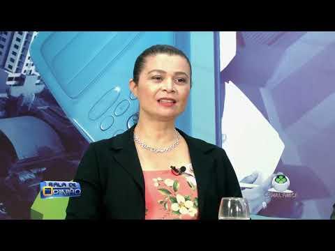 SALA DE OPINIÃO COM DR. APARÍCIO CARVALHO – MÉDICOS PSIQUIATRAS