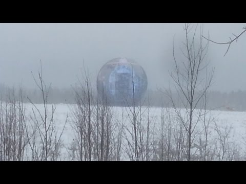Esféra Luminosa Captada en Siberia (Mayo 2017) / Universo Paranormal UFO/OVNIS 2017 (видео)