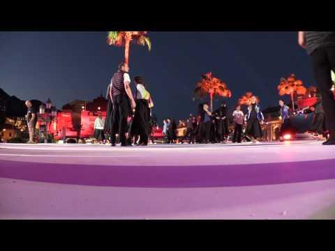 Vidéo Répétition Place du Casino - Les Ballets de Monte-Carlo Création Jean-Chirstophe Maillot