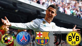 Video Cristiano Ronaldo Top 5 Most Memorable Performances 2018 MP3, 3GP, MP4, WEBM, AVI, FLV Oktober 2018