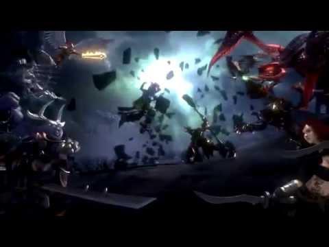 Game Universe   Welcome to League of Legends - красивый ролик, под красивую музыку :)