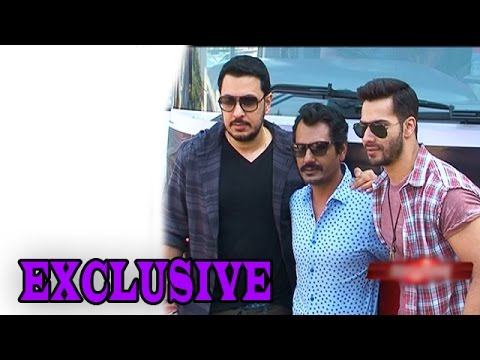 Varun Dhawan & Nawazuddin Siddiqui Talk To zoOm - Badlapur Bus Trip | ...