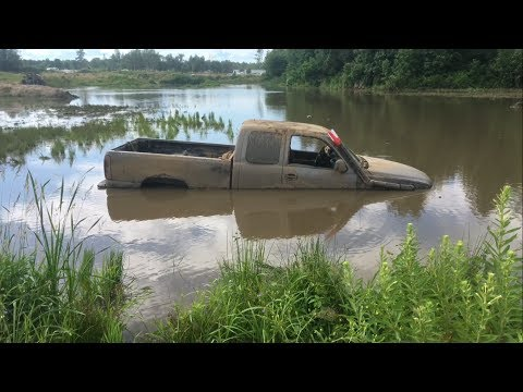 CHEVY MUD TRUCK SAVES US ALL