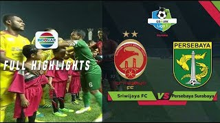 Video SRIWIJAYA FC (3) vs (3) PERSEBAYA SURABAYA - Full Highlight | Go-Jek Liga 1 bersama Bukalapak MP3, 3GP, MP4, WEBM, AVI, FLV September 2018