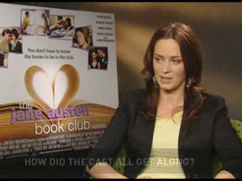 Emily Blunt talks The Jane Austen Book Club | Empire Magazine