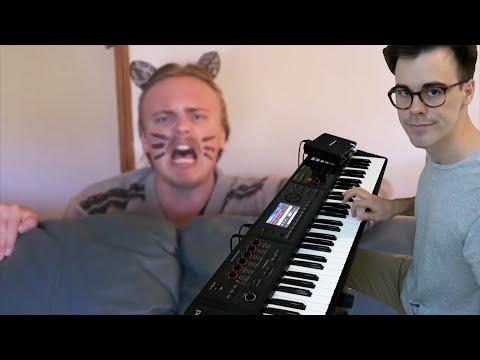 "Recreating Gus Johnson's Channel Music With ""Every Cat At 3AM"""