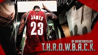 Throwback: LeBron James Last Game as a Cavalier, Full Highlights vs Celtics 2010 Playoffs ECSF G6