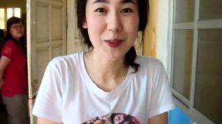 Giao Lưu Văn Hóa Việt Nam - Hàn Quốc 2011 - Trường THCS Thăng Long