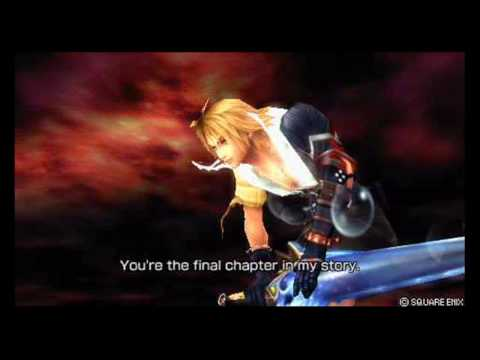Final Fantasy Dissidia - Battle Quotes [Best Ones]