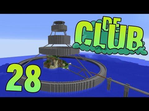Minecraft - De Club S1 [NL] Ep.28 (Eiland Framework!)