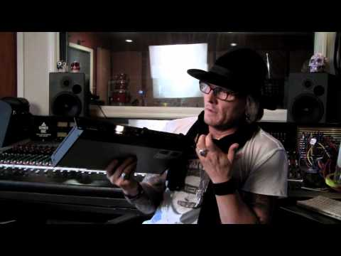 Matt Sorum talks about the D-Two from TC Electronic