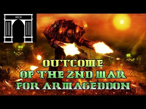 40k Lore, The War For Armageddon, Outcome of the 2nd Ork Invasion,