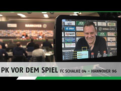 PK vor dem Spiel | FC Schalke 04 - Hannover 96