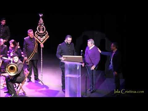 """Concierto 75 Aniversario Padre Jesús Cautivo. Banda de Música """"Vera-Cruz y Caridad"""" Brenes (Sevilla)"""