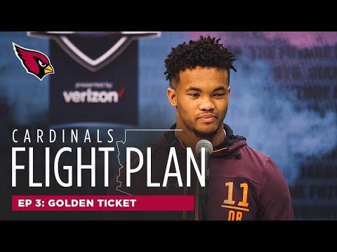 Cardinals Flight Plan 2019: All Eyes on NFL Combine w/ Arizona's No. 1 Pick (Ep. 3)