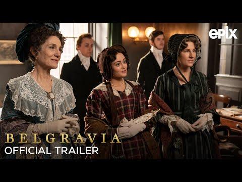Belgravia Official Trailer  (EPIX 2020 Series)