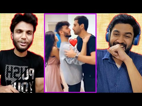 Reacting to Zaid Ali & Shahveer Jafry's TikTok Videos