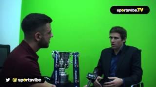 Kevin Kilbane Talks Ireland, Everton And Capital One Cup