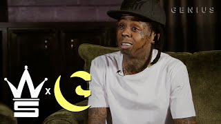 """Lil Wayne Recalls When Willie Nelson Taught Him To Play """"Sweet Home Alabama"""" On The Guitar"""