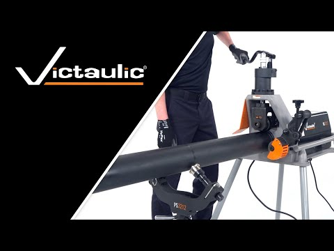 Victaulic RG3212 Roll Grooving Tool Set-Up and Operation Reference
