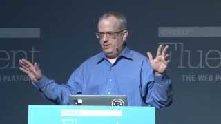 Brendan Eich on JavaScript Taking Both the High and Low Roads - O'Reilly Fluent 2014