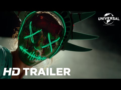 The Purge: Election Year (2016) Trailer 1 (Universal Pictures) [HD]